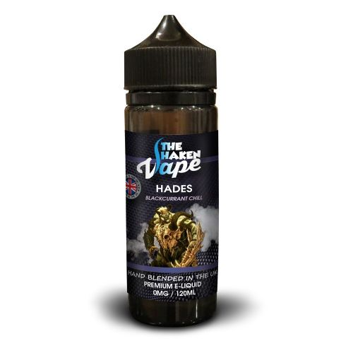 Hades 120ml Shortfill Eliquid